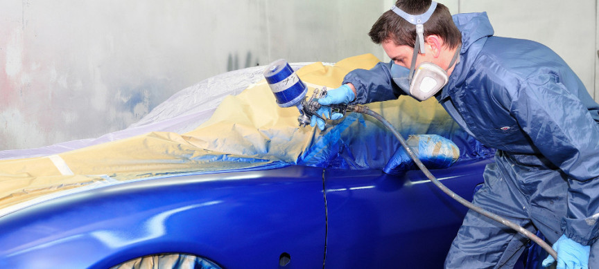 Auto body paint shop arlington car paint service texas for Best auto body paint shop