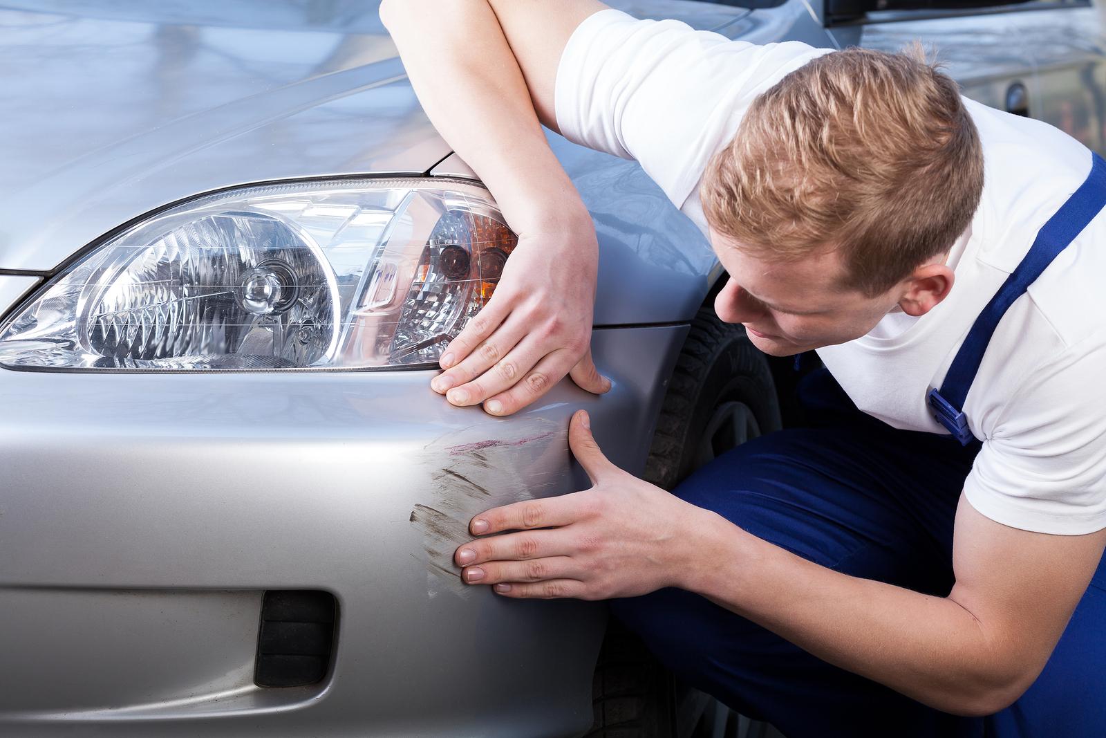 Car paint repair kit uk